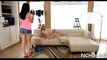 Lovable damsel Holly Michaels gets drilled deep