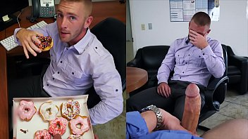 Free gay sex videos office Grab ass - scott riley is the perfect employee, always working hard to please the boss
