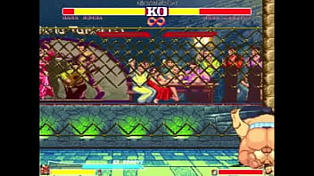 M.U.G.E.N.r-18 DEUX Presents Street Fighter II Special (Double Feature Episode 2)