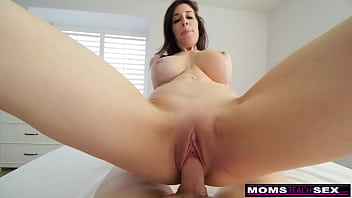 """Step Mom """"It's not healthy for you to leave all this cum in your balls""""  S15:E2"""