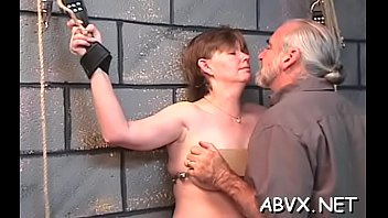 Sex bondage free - Teen yielding in extreme bondage xxx porn action