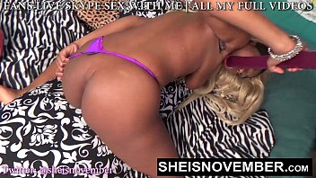 Msnovember Hot Smelly Buns Spread Apart Farting Her Ass Cheeks Off In Tight Thongs Pulled To the Side. Extreme Flatulence  on Sheisnovember