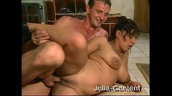 Latino wife fucked in living room
