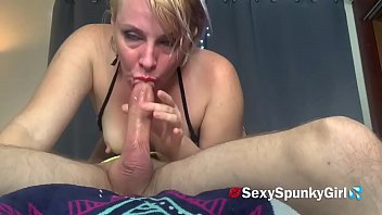 Free big cock deepthroat Amateur slut deepthroats neighbor and fucks huge dick