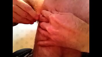 Nipple play with hook