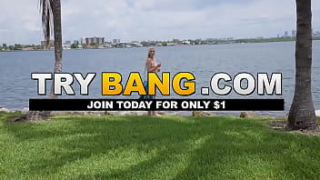 BANGBROS – Precious Innocent Blonde Kay Lovely Fucked By Stranger On The Bang Bus