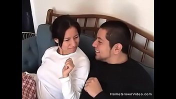 Big tit Asian amateur fucked by her boyfriends big cock