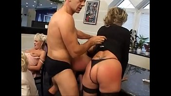 Hardcore group milf Orgy for a group of dirty milfs