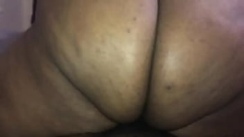 BBW WIFE RIDES MY BIG DICK WITH HUGE ASS