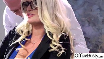 Sex Tape With Slut Office Bigtits Girl (julie cash) clip-19