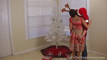 Mom And Daughter Decorate More Than The Christmas Tree