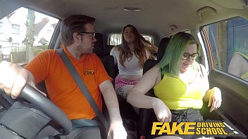 Increased sexual drive Fake driving school the sex party tryout