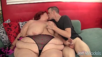 Fat big mature redhead 03 Redhead mature whore sweet cheaks gets fucked hard.