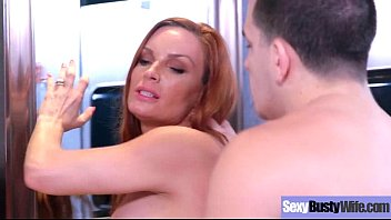 Banging On Camera A Naughty Busty Gorgeous Housewife (Diamond Foxxx) mov-08