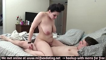 Seductive Woman Confuses A Man With Her Pussy