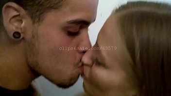 Raphael and Diana Kissing Video5 Preview