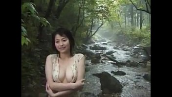 Classic nude models pubic hair Azumi kawashima nude in the river