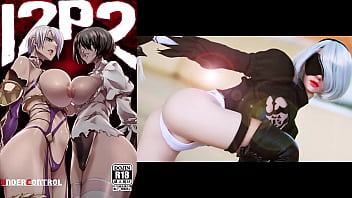 Soul calibur nude screenshots Mydoujinshop - 2b hard sex nier automata soul calibur ivy valentine fucked hard hentai comic
