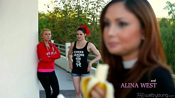 Sore breast on only one sider - Webyoung - jenna j ross, kota sky, alina west, ariana marie