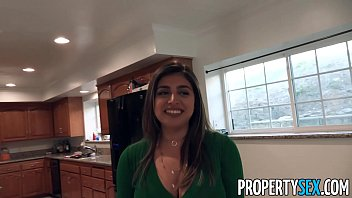 Propertysex Horny Wife With Big Tits Cheats On Her Husband With Real Estate Agent