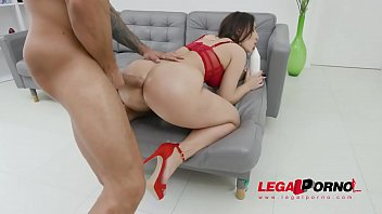 Kristy Black anal & DAP 4on1 with Piss Drinking & 0% pussy fucking SZ2453