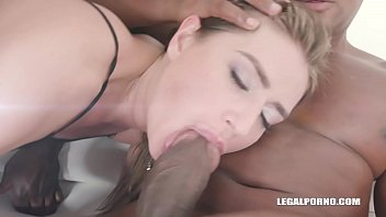 Sarah Sultry Takes an Ass Pounding with BBCs