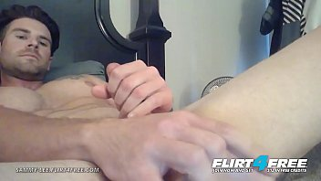Gay guys photos Sammy lee - flirt4free - hunk w big dick loves sliding a dildo in his ass