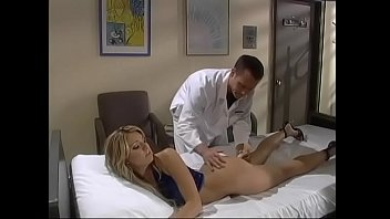 Smart Blonde Babe Teagan Presley Dished Up Some Excuse Or Other To Visit Her Boyfriend Working As House Surgeon To Remove Foreign Object From Her Anal Orifice