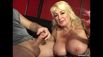 Busty mature smoking - Busty mom gives blowjob and smokes cigarette