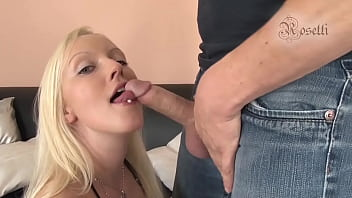 Bella Blond ANAL - 3 - FULL ON RED