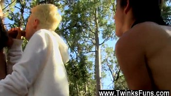 Gay exotic tribe Nude men sweet young benjamin is being harbored by his fresh furry