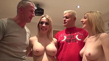 Jessica jensen ass Christmas dreams cum true in fuck a fan chessie kay jessica jensen tag team lucky danny