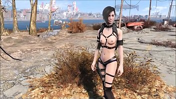 Fallout 4 The sexy girls team