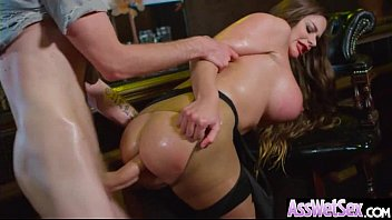 Deep Anal Sex On Tape With Big Curvy Ass Horny Girl (Cathy Heaven) vid-18