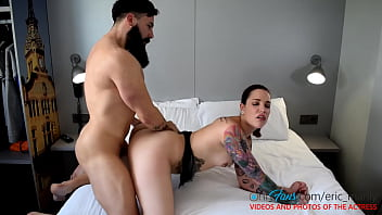 FUCKED WITH THE TATTOOED GODDESS SILVIA RUBI & ERIC MANLY