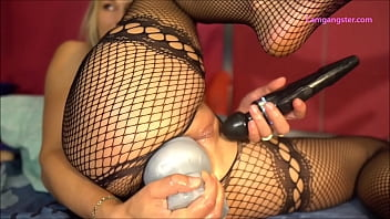 Siswet Altered Her Asshole With Extreme Toy ***Watch Live On CamGangster.com