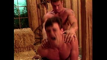 Farm gay bondage mm - Hot daddy fucks stupid hot farmer boy