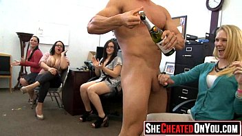 Fucken orgy - 38 fucken nuts cheating whores suck of stripper at cfnm party34