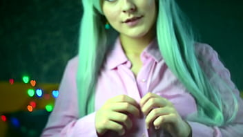 Elizabeth Liones tries a new glass dildo in all her holes - Seven Deadly Sins Cosplay ASMR SpookyBoogie