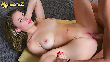 MAMACITAZ - Fat Booty Big Tits Latina Anastasia Rey Bangs On The Midday With Her Man