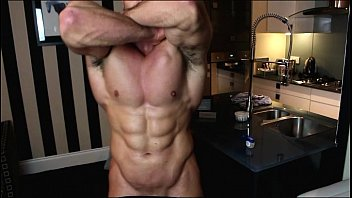 Muscle worship solo