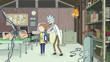 Rick and Morty T1 EP2 dubbed