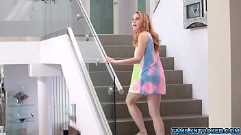 Amarna Miller seduces and bangs with rich uncle