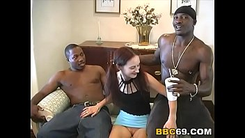 Petite Joli Does Anal In Threesome Action porno izle