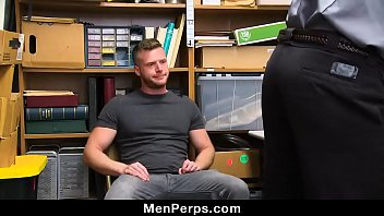 """Shoplifting Stud Takes Cock Up His Ass And Down His Throat <span class=""""duration"""">8 min</span>"""
