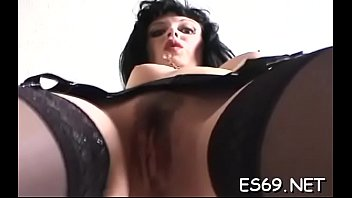 Raunchy woman gets head and hole banged