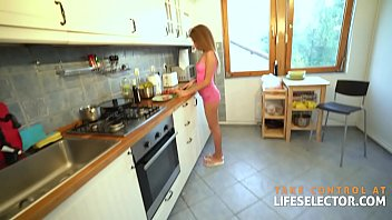 Your step-sister Tory Sweety has a huge crush on your cock