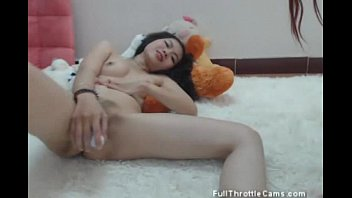 sexy asian and her bestfriend play with each other