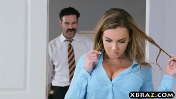New big tits employee gets a good office initiation fuck thumbnail