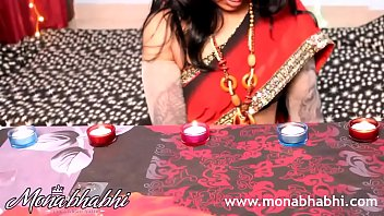 Coverindian mona bhabhi celebrating diwali More on: 18CAMS.CO